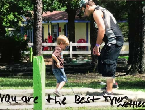 You are the Best. - Tyler Nettles